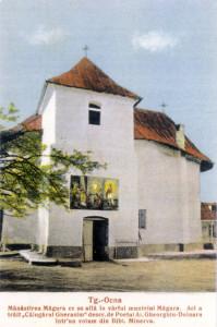 18 Manastirea Magura 1930 60x40 cm