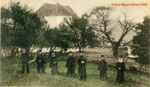 30 TO Schitul Magura 1910 60x40 cm