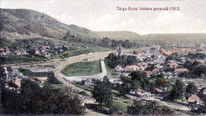 54 TO Vedere generala 1912 60x40 cm
